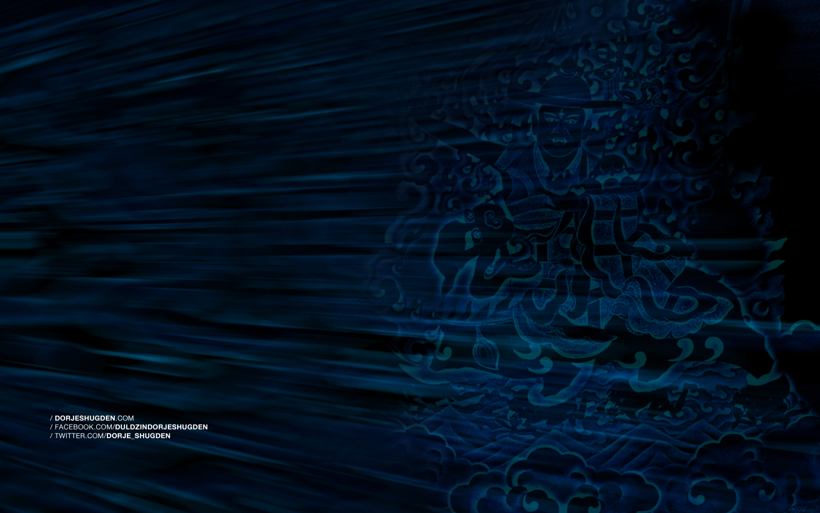 Wallpaper Cool Blue