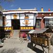 DORJE SHUGDEN CHAPEL (Lhasa, Tibet) – built by The Dalai Lama