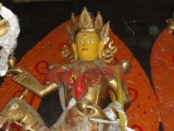 Ninth Dalai Lama, reincarnation of the founder of Kumbum (dgon lung) monastery in Amdo