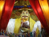 Dorje Shugden at Trode Khangsar, Lhasa, Tibet