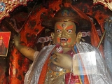 Dorje Shugden at Tashilunpo Monastery, Tibet