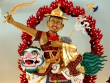 Lord Dorje Shugden, a protector for our time (Picture from commons.wikimedia.com)