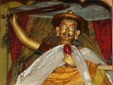 Dorje Shugden at Trode Khangsar, Tibet