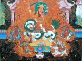 Dorje Shugden and four emanations