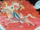 Kache Marpo who is one in nature with Hayagriva.