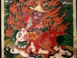 Wrathful Dorje Shugden