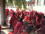 The great prayer festival at Sera Lachi monastery