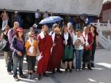 Gangchen Rinpoche visits Khumbum Monastery