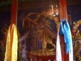 Dorje Shugden in Amarbayasgalant Monastery, Mongolia