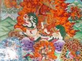 Dorje Shugden in Chakzamka Riwoche, Tibet