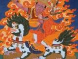 Chating Jamyang Lama's Dorje Shugden