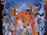 Dorje Shugden tsa tsa in Italy