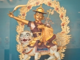 Dorje Shugden in Brazil (submitted by Stella Miranda, copyright 2010 Kelsang Rinzing)