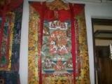 Tseme Rinpoche's personal thangka