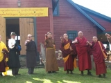 Trijang Rinpoche's 25th Birthday