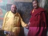 His Eminence Gangchen Rinpoche