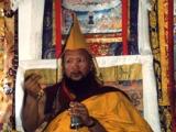 Holy healing lama
