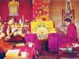 Lama Yeshe, Gonsar Rinpoche, Geshe Rabten, Lama Zopa