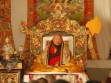 Mahasiddha Gangchen Rinpoche.