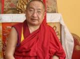 His Eminence Kyabje Dagom Rinpoche