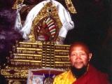 H.E. Gangchen Tulku Rinpoche