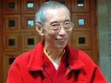 Ven. Geshe Kelsang Gyatso in New York
