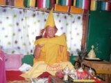 Previous famous Oracle of Gaden Dulzin Choyang Kuten