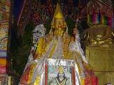 Trijang Rinpoche statue