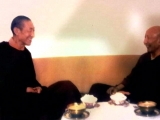 His Holiness Kyabje Ling Rinpoche and His Holiness Kyabje Trijang Rinpoche