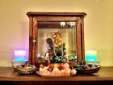 Trust and rely on Shugden. Always make offerings to draw a closer connection with Manjushri