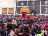 Where Dharamsala has no influence, Shugden worshippers continue to have their religious freedom