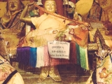 Panchen Sonam Drakpa is a previous incarnation of Dorje Shugden. His texts continue to be studied in Drepung Loseling and Gaden Shartse Monasteries up until today