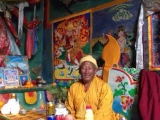 Old lamas in Tibet continue to rely on Shugden as they have always done