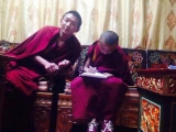 Two great Shugden lamas, Zemey Rinpoche and Denma Gonsa Rinpoche, are back. These young reincarnations (tulkus) continue where they left off in their previous lives, as strong devotees of Dorje Shugden