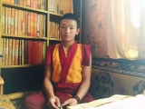 The undisputed holy incarnation of Kyabje Zemey Rinpoche who was a close friend and confidante of HH the Dalai Lama until the ban on Dorje Shugden. After the ban, the Dalai Lama shunned Zemey Rinpoche who was so saddened by this, he never spoke again. Outside the Dalai Lama's teachings from which he was banned, he would make full-length prostrations from the start to the end of the teachings. The return of his reincarnation, Zemey Chocktrul Rinpoche, proves that in his previous life, despite rumour and gossip, Zemey Rinpoche kept his vows and samaya intact until the moment of his passing. A truly great master!