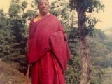 The incredible Geshe Rabten, a devoted Dorje Shugden practitioner who counted amongst his students His Eminence Gonsar Rinpoche, Lama Yeshe and Lama Zopa, all of whom have been instrumental in spreading Dharma to the Western Hemisphere. Geshe Rabten himself first started teaching Westerners in Dharamsala in 1969 at the request of His Holiness the Dalai Lama.