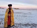 His Eminence Zawa Damdin Rinpoche in Mongolia