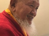 His Eminence Gangchen Rinpoche has in recent times been especially busy conducting Dorje Shugden pujas for world peace