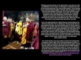 Whether people accept him as the real Panchen Lama does not make any difference. He is a human, an individual, an ordained monk, and he has received teachings from many erudite masters. He has received tantric empowerments, engaged in retreats, does the prayers; he does what any other Buddhist monk does. So by virtue of being a monk and someone who has practiced for many years, he is a qualified receptacle, teacher and disseminator of the Dharma. Therefore whether you accept him as the Panchen Lama does not matter. Thousands of monks in the monasteries over the 1,000 years did not have titles but they disseminated the Dharma very well. <br/><br/>So do not judge whether he is doing Dharma correctly based on his title but on his merits. This is a democracy. This young man who has been labelled 'Panchen Lama' has held the vows of a monk, lived in a monastery, and studied under the most qualified and greatest masters of Tibet, especially of Tashi Lhunpo Monastery, for many years. By all accounts, he is a very qualified Geshe. This Geshe just happens to have the title 'Panchen Lama' and happens to be the highest ranking lama in Tibet, sanctioned by the Chinese government. It is the choice of the Chinese who they want to sanction, and install as their spiritual leader. It is their choice. Nobody should or can take away their country's choice.<br/><br/>The current Panchen Lama was invited to Denma Gonsa Rinpoche's monastery in Kham, Tibet, China. Housing thousands of monks, it is one of the biggest monasteries that practises Dorje Shugden. And the Panchen Lama, the Chinese government and the Tibetan people in Tibet endorse this monastery and support it. As you can see here in the series of pictures, the Panchen Lama went to this monastery to give his personal support to the young Denma Gonsa Rinpoche who is studying to become a Geshe himself. What is very beautiful is that right behind the Panchen Lama you can see the wall mural of the great Dharma protector Dorje Shugden.