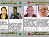 The Dalai Lama said that Tibetans must campaign for umaylam (or meaningful autonomy). But Juchen Konchok, Lhagyari Namgyal Dolkar, Monlam Tharchin and Wangpo Tethong organised a conference in Paris, France on August 22, 2017 to plan how rangzen (full independence) people can act against the Dalai Lama's wishes.<br/><br/>Rangzen people do not support the Dalai Lama and Tibet. Rangzen people are against the Dalai Lama and what he wants. Samdhong Rinpoche said rangzen people are the most dangerous people within Tibetan society.<br/><br/>བོད་མི་ཚོས་དབུ་མའི་ལམ་ལ་ལས་འགུལ་སྤེལ་དགོས་ཞེས་༧སྐྱབས་མགོན་རིན་པ་ཆེས་གསུངས། ཡིན་ནའང་འཇུ་ཆེན་དཀོན་མཆོག ། ལྷ་རྒྱ་རི་རྣམ་རྒྱལ་སྒྲོལ་དཀར། སྨོན་ལམ་མཐར་ཕྱིན་དང་དབང་པོ་བཀྲས་མཐོང་རྣམས་ཀྱིས་སྤྱི་ལོ ༢༠༡༧/༨/༢༢ ཉིན་ཕ་རེན་སི་རྒྱལ་ས་པེ་རིས་སི་ནང་རང་བཙན་མི་མང་རྣམས་ཀྱིས་༧གོང་ས་མཆོག་གི་དགོངས་གཞིའི་ཁ་གཏད་དུ་ལས་འགུལ་ཇི་ལྟར་སྤེལ་དགོས་སྐོར་གྲོས་གླེང་གོ་སྒྲིགས་བྱས། རང་བཙན་མི་མང་རྣམས་ཀྱིས་༧གོང་ས་མཆོག་དང་བོད་ལ་རྒྱབ་སྐྱོར་མི་བྱེད། རང་བཙན་མི་མང་རྣམས་ཀྱིས་༧གོང་ས་མཆོག་དང་སྐུ་ཉིད་ཀྱི་འདོད་མོས་སོགས་ཀྱི་ཁ་གཏད་གནང་། བོད་པའི་སྤྱི་ཚོགས་ནང་རང་བཙན་མི་མང་ཉེན་ཚབས་ཆེ་ཤོས་ཅན་ཡིན་པ་ཟམ་གདོང་རིན་པོ་ཆེས་གསུངས།