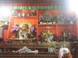 Another Dorje Shugden statue at Ganden Dhamcholing Monastery in Markham, Tibet