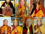 High Lamas of Tibet and their reincarnations. 