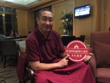 Geshe Kunsang gets his news from www.dorjeshugden.com also!