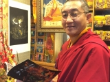 Geshe Kunsang shares his Shugden comic from dorjeshugden.com