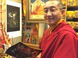 Geshe Kunsang shares his Shugden comic from dorjeshugden.com