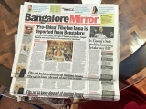 Thanks to Dharamsala's mishandling of HH Kyabje Yongyal Rinpoche, Dorje Shugden makes the front page news. People need only Google more to find out about Dorje Shugden's true nature as Manjushri, Buddha of Wisdom