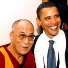 Dalai Lama Meeting with Barack Obama