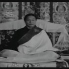 Dudjom Rinpoche and the Dalai Lama