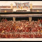 Gaden Monastery Had a Strong Practice of Dorje Shugden