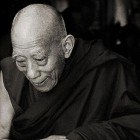 His Eminence Kyabje Lati Rinpoche